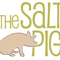 The Salt Pig Logo