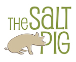 the salt pig logo